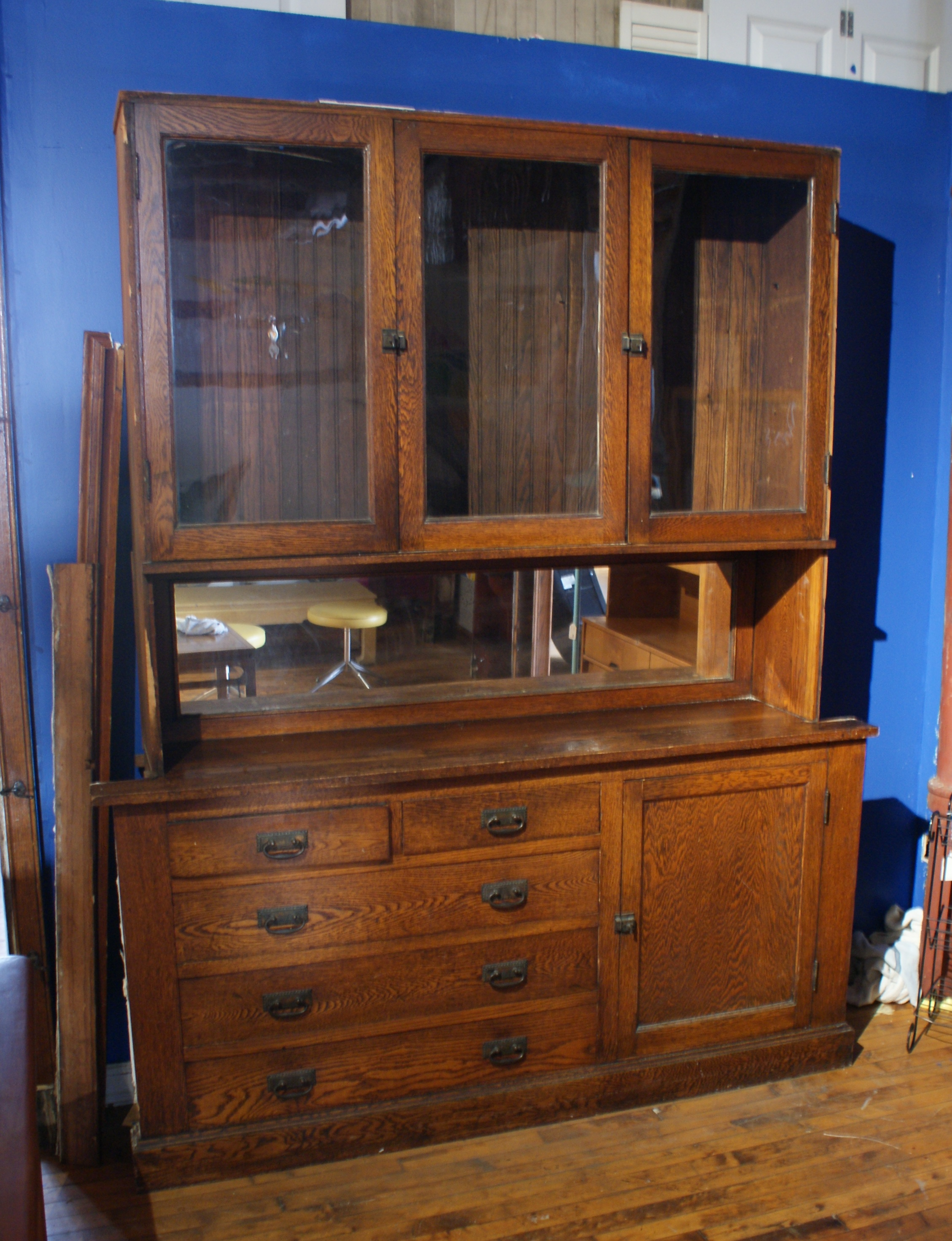 Built In Hutch From Sears Home Kit Salvage One