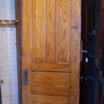 5 Panel Narrow Pocket Door & Doors u0026 Hardware u2013 Salvage One pezcame.com