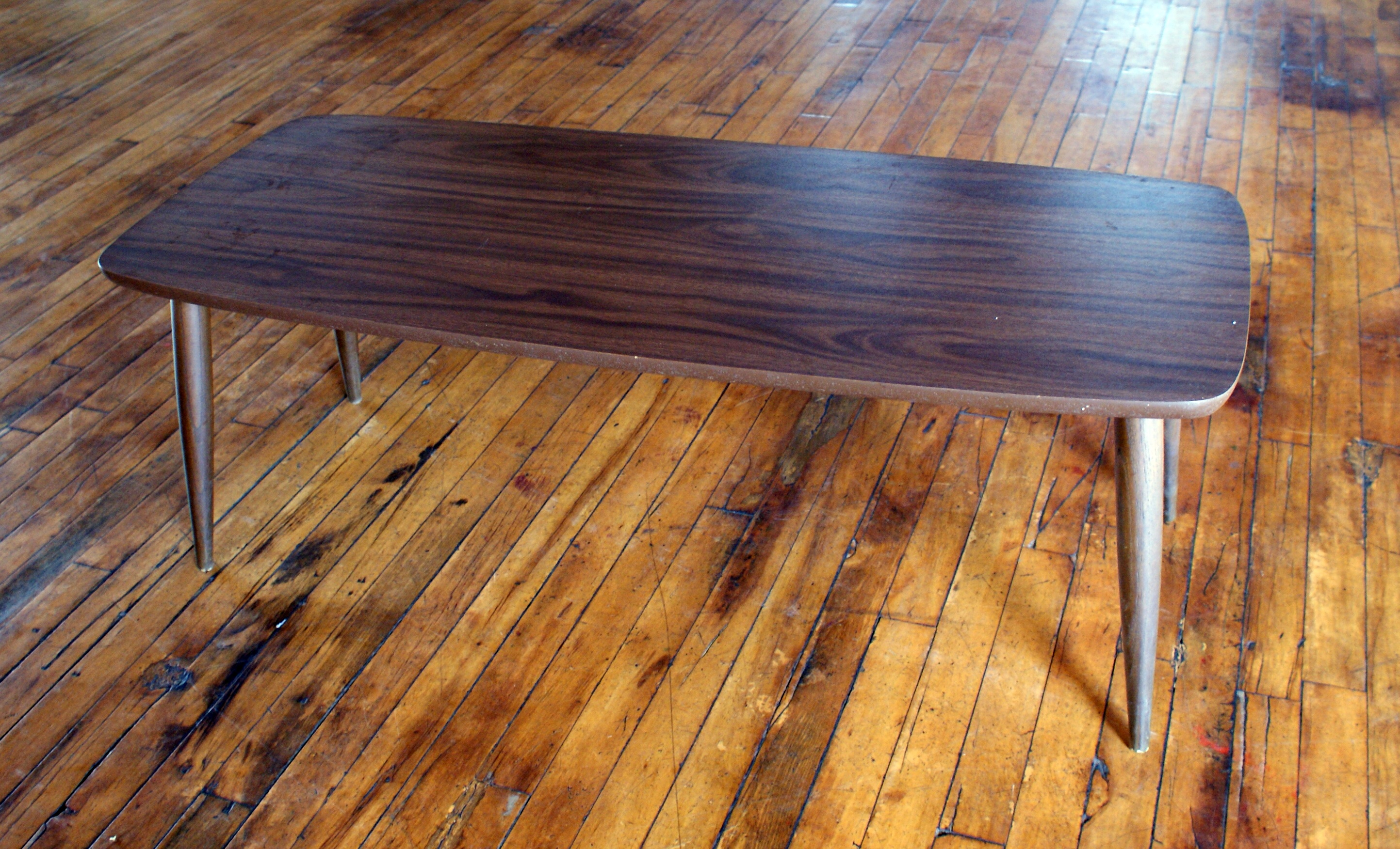 Laminate Top MCM Coffee Table