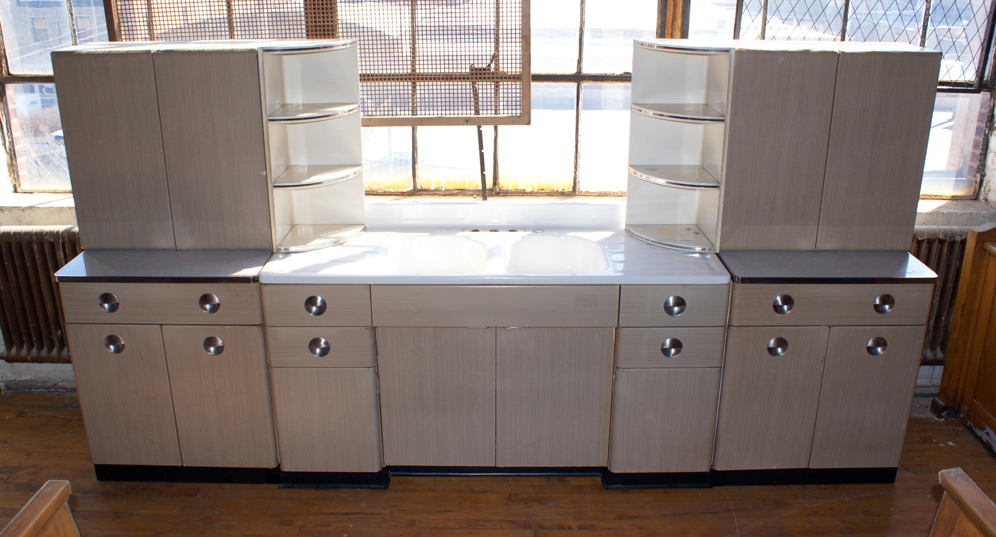Complete Sears Roebuck 1950s Kitchen Setup – Salvage One